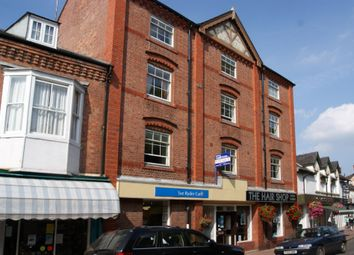 Thumbnail 2 bed flat to rent in Market Street, Tenbury Wells