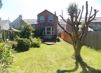 Thumbnail 5 bed end terrace house for sale in Station Road, St Blazey