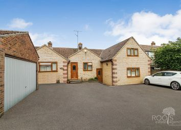 Thumbnail 4 bedroom detached house for sale in With A One Bedroom Annex, On Brimpton Lane, Brimpton