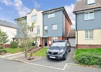 Thumbnail 4 bed mews house for sale in Grayrigg Road, Maidenbower, Crawley