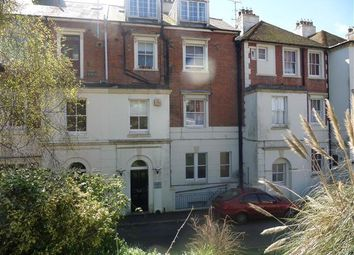 Thumbnail 1 bed flat to rent in Hillside Court, Hillside Street, Hythe