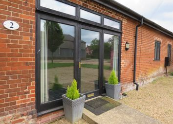 Thumbnail 3 bed barn conversion for sale in Chedburgh Road, Whepstead, Bury St. Edmunds