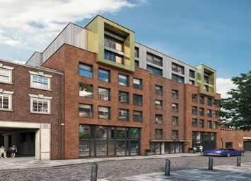 Thumbnail 1 bed flat to rent in Wolstenholme Square, Liverpool