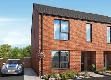 "Thumbnail 3 bedroom property for sale in ""The Loxley At Birchlands"" at Earl Marshal Road, Sheffield"