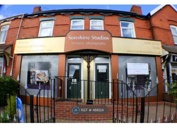 Thumbnail 1 bed flat to rent in Ormskirk Road, Wigan