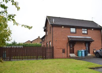 Thumbnail 1 bed flat for sale in Sutherland Place, Bellshill