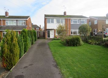 3 bed semi-detached house for sale in Greenway, Newton Longville, Milton Keynes MK17