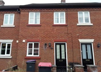Thumbnail 2 bed terraced house to rent in Barkers Court, Madeley, Telford