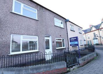 Thumbnail 2 bed terraced house for sale in Ruthin Road, Denbigh, Denbighshire