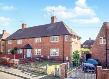 Thumbnail 3 bed semi-detached house for sale in Harmston Rise, Heathfield, Nottingham