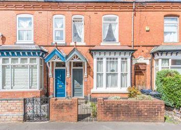 Thumbnail 3 bedroom terraced house for sale in Institute Rd, Kings Heath, Birmingham, West Midlands