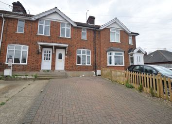 Thumbnail 3 bedroom terraced house for sale in The Green, Hadleigh, Ipswich