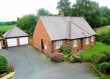Thumbnail 3 bed detached bungalow for sale in 4, Corndon Drive, Montgomery, Powys