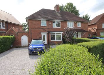 Thumbnail 3 bed semi-detached house for sale in Doncaster Road, Armthorpe, Doncaster, South Yorkshire