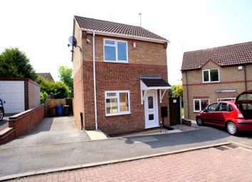 Thumbnail 2 bed detached house to rent in Solway Close, Oakwood, Derby