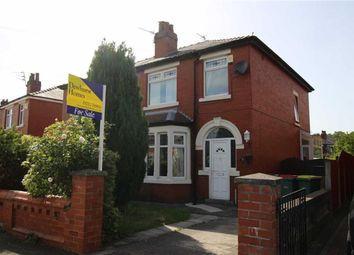 Thumbnail 3 bed semi-detached house for sale in Tudor Avenue, Preston