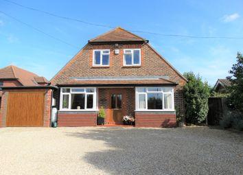 Thumbnail 4 bedroom detached house for sale in Hook Lane, Rose Green, Bognor Regis