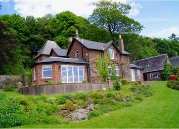 Thumbnail 4 bed detached house for sale in Glencaple, Dumfries