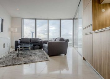 Thumbnail 1 bed flat to rent in The Tower, One St George Wharf, Vauxhall, London