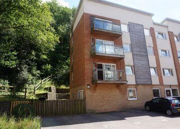 Thumbnail 2 bed flat for sale in 4 Dyffryn Court, Abercarn, Newport