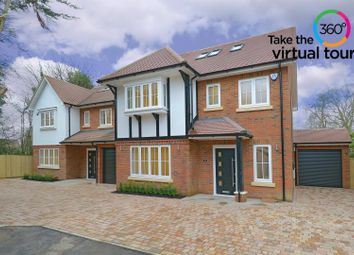 Thumbnail 4 bed detached house for sale in Rosebery Road, Bushey
