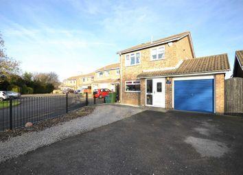 Thumbnail 3 bed detached house for sale in Caernarvon Road, Cheltenham