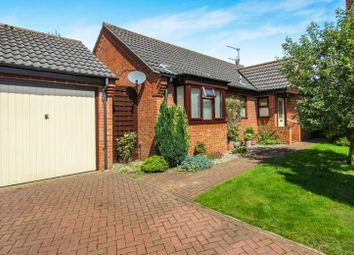 Thumbnail 3 bed detached bungalow for sale in Foxglove Close, North Walsham