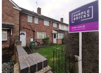 Thumbnail 3 bed terraced house for sale in Maple Avenue, Leicester