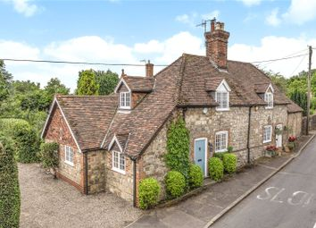 Thumbnail 3 bed semi-detached house for sale in Church Hill, Plaxtol, Sevenoaks