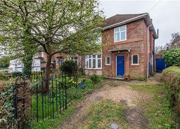 Thumbnail 4 bedroom semi-detached house for sale in Thornton Road, Girton, Cambridge