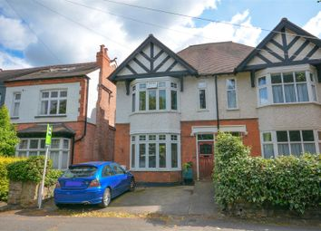 4 bed semi-detached house for sale in Priory Road, West Bridgford, Nottingham NG2
