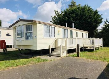 Thumbnail 3 bedroom mobile/park home for sale in Breydon Waters, Butt Lane, Burgh Castle