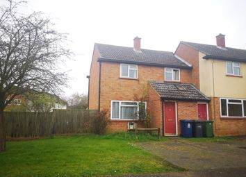 Thumbnail 2 bedroom property to rent in Churchill Avenue, Wyton, Huntingdon