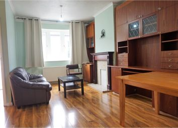 Thumbnail 3 bed terraced house to rent in Forest Gate, East London