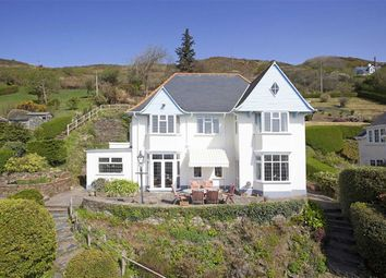Thumbnail 4 bed detached house for sale in Warren Point, Rhoslan, Aberdyfi, Gwynedd
