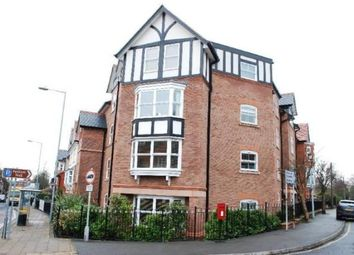 Thumbnail 3 bed flat for sale in Chorlegh Grange, Chapel Road, Alderley Edge, Cheshire
