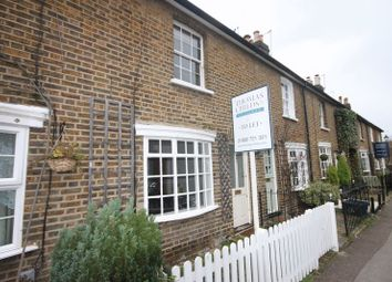 Thumbnail 2 bed terraced house to rent in Riverside, Hertford