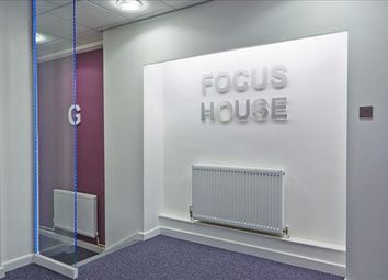 Office to let in 1st & 2nd Floors, Focus House, Silver Street, Halifax, West Yorkshire HX1