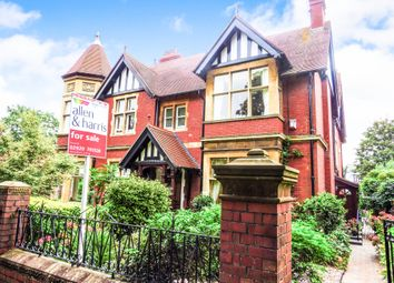 Thumbnail 4 bedroom property for sale in Victoria Square, Penarth
