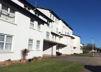 Thumbnail 1 bed flat to rent in Great Western Close, Paignton