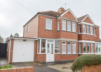 Thumbnail 3 bed semi-detached house for sale in Norman Drive, Acomb, York