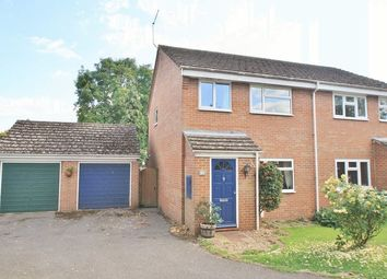 Thumbnail 3 bed semi-detached house for sale in The Cedars, Benson, Wallingford
