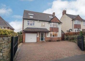Thumbnail 6 bed detached house for sale in Paxton Road, Tapton, Chesterfield