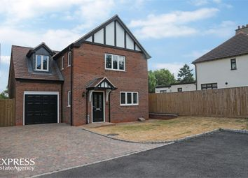 Thumbnail 4 bed detached house for sale in Marine Drive, Bidford-On-Avon, Alcester, Warwickshire