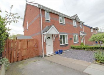 Thumbnail 3 bed semi-detached house for sale in Beswicks Road, Northwich