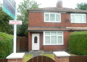 Thumbnail 2 bed semi-detached house for sale in Stanage Avenue, Manchester