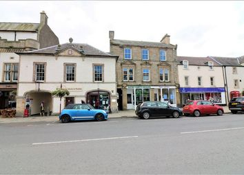 Thumbnail 2 bed flat for sale in High Street, Peebles, Scottish Borders