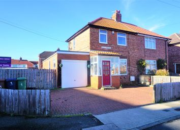 Thumbnail 2 bed semi-detached house for sale in Holly Crescent, Washington