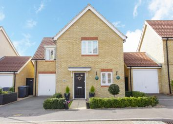 Thumbnail 4 bedroom detached house for sale in Ardent Road, Whitfield, Dover
