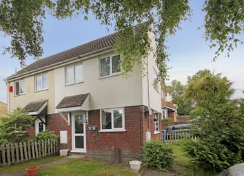 Thumbnail 1 bed end terrace house for sale in Overcombe Close, Poole